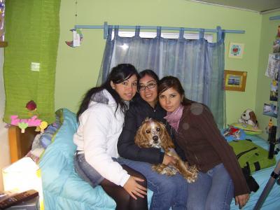 yo  y  mis  hermanas